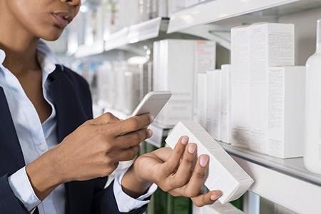 NFC, un outil marketing aussi efficace contre la contrefaçon