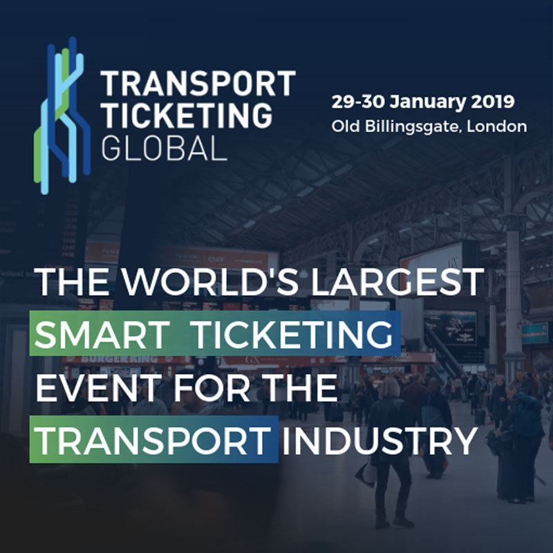 Paragon ID will be at transport ticketing 2019