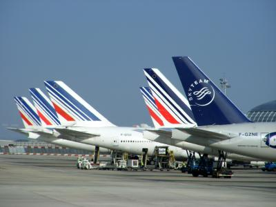 Air France chooses Paragon ID for its RFID bag tags