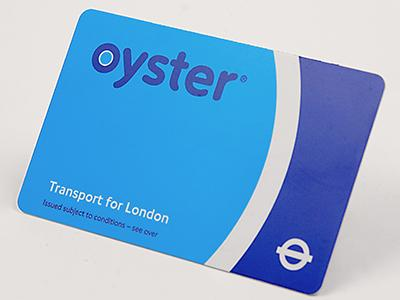 Paragon ID secures new Oyster card contract