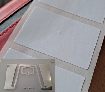RFID tags & inlays by Paragon ID
