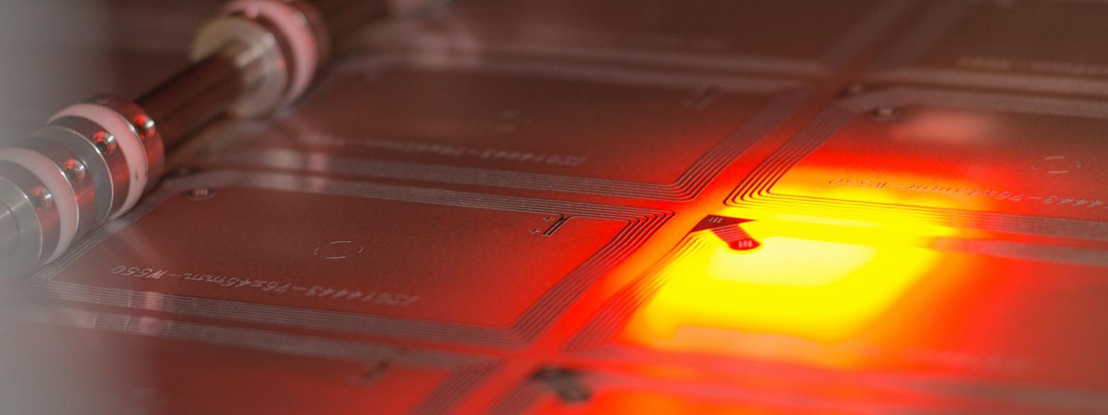 Technologie RFID - HF / UHF