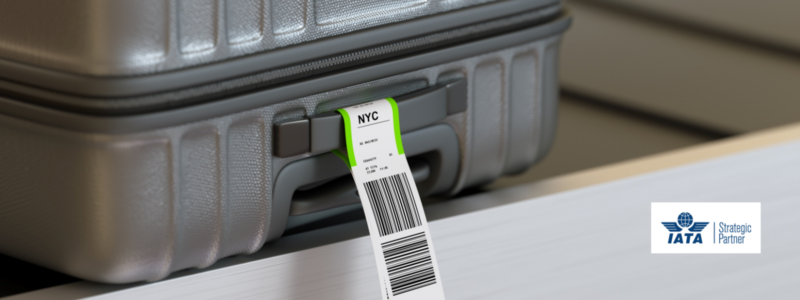 Paragon ID is an IATA strategic partner for the implementation of RFID, implementing bag / luggage tracking