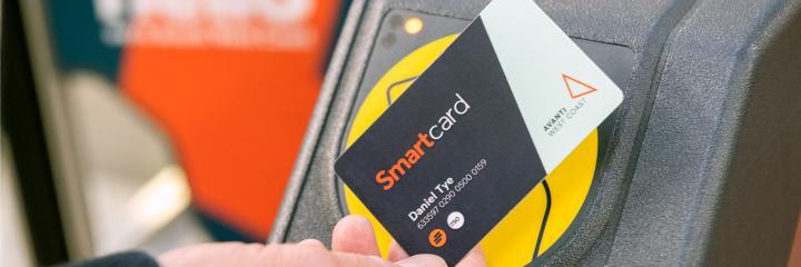 Avanti smart card