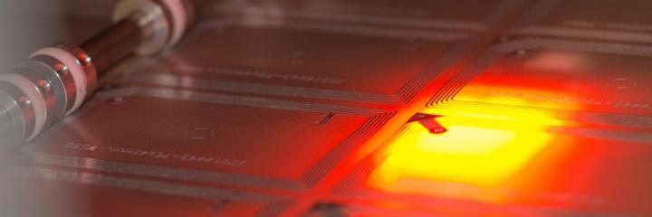 UHF and HF RFID tags