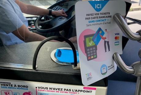 Keolis Bordeaux choisit Paragoin ID pour le paiement par CB
