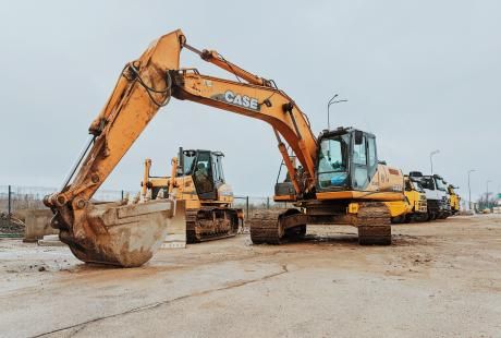 Geolocation and asset tracking, an effective tool against theft on construction sites