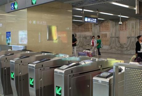 train station gates - creating access control solutions for companies worldwide